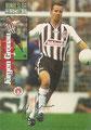 Trading Card 172 mit Originalunterschrift: Jügen Gronau; Bundesliga Collection 97 (Die Cards-Kollektion zur Rückrunde der Saison 97); Panini Bilderdienst, Nettetal, Kaldenkirchen