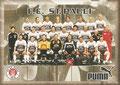 Mannschaftskarte: Jack Daniels Werbekarte; Saison: 1998/99; Ligazugehörigkeit: 2. Bundesliga