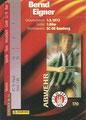 Traiding Card 170: Rückseite Trading Card; Bundesliga Collection 97 (Die Cards-Kollektion zur Rückrunde der Saison 97); Panini Bilderdienst, Nettetal, Kaldenkirchen