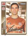 Sticker 345: Fußball Bundesliga (Offizielle Bundesliga Sticker-Sammlung 2010/2011 Autogramm-Auflage); Topps