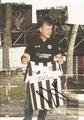 Siegmar Krahl (Zeugwart); Saison: 2011/12 (2. Bundesiga); Trikowerbung: Ein Platz an der Sonne