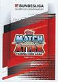 Trading Card P4: Rückseite Trading Card; Topps Match Attax 2019/2020; Topps
