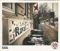 Sticker 197: Raval; Fankneipen; St. Pauli Sammeln! Panini Bilderdienst, Stuttgart
