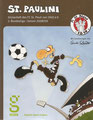 St. Paulini; Stickerheft des FC St. Pauli; 2. Bundesliga Saison 2008/09