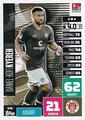 Trading Card 575: Daniel-Kofi Kyereh; Topps Match Attax Extra 2020/2021; Topps