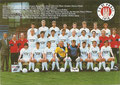 Mannschaftskarte 1:  FC St. Pauli 1910; Saison: 1988/89; Ligazugehörigkeit: 1. Bundesliga