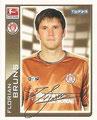 Sticker 352: Fußball Bundesliga (Offizielle Bundesliga Sticker-Sammlung 2010/2011 Autogramm-Auflage); Topps