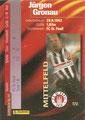 Traiding Card 172: Rückseite Trading Card; Bundesliga Collection 97 (Die Cards-Kollektion zur Rückrunde der Saison 97); Panini Bilderdienst, Nettetal, Kaldenkirchen