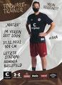 Mathias Hain; Rückseite Autogrammkarte: Saison 2020/21 (2. Bundesliga)