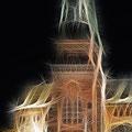 Ausschnitt: Licht-Burg / 2019