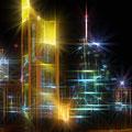 Ausschnitt: City Lights 3d