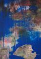 marta  // 13 X 18 cm //  acryl on paper // #187  2019