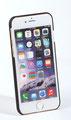WOOD7 iPhone 7 Plus Holzhülle Nussholz screen