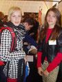 Ausstellungsführerin Janine Weixler