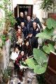 Foto di gruppo (Fotografo Francesco Paolo Occhinegro)