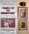 Collettiva I luoghi e i riti della Settimana Santa (Foto Paolo Francesco Occhinegro)