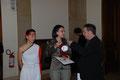 Consegna Premio Città dei due Mari Magna Grecia (26 Maggio 2012 Palazzo del Governo Taranto)