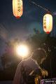山城地区夏祭り