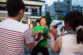 地ビールフェスト@よっちゃばれ広場