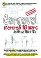 carnaval 2015 affiche Rémi et Paul à colorier