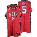 Баскетбольная майка НБА свингмен НЬЮ ДЖЕРСИ НЕТС №5 Джейсон Кидд цена 2499 руб.