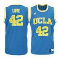 Баскетбольная майка NCAA свингмен UCLA №42 КЕВИН ЛАВ цена 3499 руб.