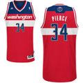 Баскетбольная майка НБА свингмен REV30 Вашингтон Визардс №34 ПИРС ПОЛ цена 3499 руб.
