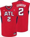 Баскетбольная майка НБА свингмен АТЛАНТА XОУКС №2 Джо Джонсон цена 2499 руб.