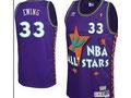 Баскетбольная майка НБА свингмен ALL STAR GAME №33 ПАТРИК ЮИНГ цена 2499 руб