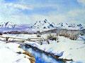 Winterzauber, 40x50cm, (c)D.Saul 2012