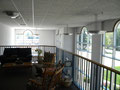 St. Lawrence Catholic Church and School: Narthex 2nd Floor