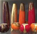 Le JARDIN DE PORCELAINE - Peinture sur porcelaine