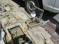 水道管水圧検査