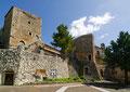 San Benedetto in Perillis, la torre medioevale