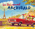 Der Reisepudel Archibald, James Krüss, Boje 2017