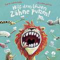 Hilf dem Löwen beim Zähneputzen! Sophie Schoenwald, Boje 2020