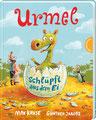 Pappbilderbuch: Urmel schlüpft aus dem Ei, Max Kruse, Neuausgabe, Thienemann 2021