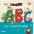 ABC der wilden Piraten, Günther Jakobs, Carlsen 2015