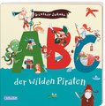 ABC der wilden Piraten, Günther Jakobs, Carlsen 2015