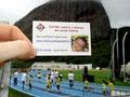 Le site de collecte en brésilien