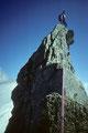 Auf dem Grand Gendarm ( Kluckerturm ) 3870 m