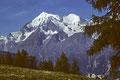 Weisshorn  4505m von der Hannigalp