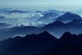 Wogende Berge