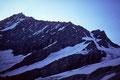 Weisshorn  4505m  -Ostgrat-