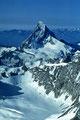 Matterhorn 4478m vom Gipfel
