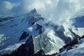 Gipfelblick zum Zinalrothorn 4221 m