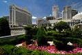 """Themen-Hotel """"Caesars Palace"""" mit 3348 Zimmern und 15422 m2 Casino-Fläche I"""