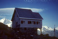 Weisshornhütte  2932m  Sektion Basel des SAC
