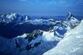 Breithorn mit Matterhorn