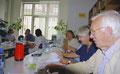 Bilder der Gründungsversammlung vom 26. August 2002 in Rostock.